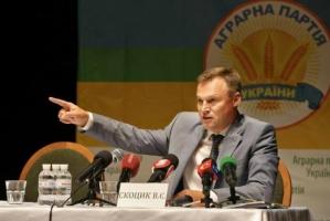 На Херсонщине из Аграрной партии Украины вышли все члены районной парторганизации