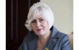 Экс-мэр Славянска Неля Штепа обвиняется в пособничестве деятельности террористов на востоке Украины