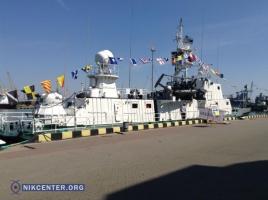 В Одессе празднуют день ВМС (ФОТО)