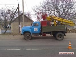 Водитель авто «Николаевоблэнерго» насмерть сбил женщину