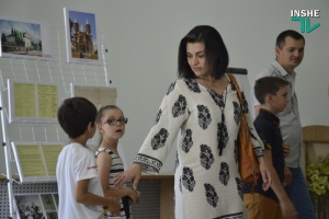 В николаевской библиотеке презентовали выставку