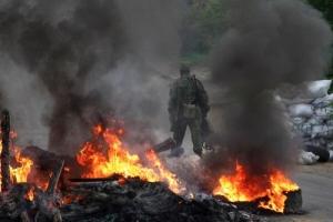За сутки в зоне АТО ранили четырех украинских военнослужащих