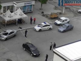 В Николаеве на улице неизвестный расстрелял мужчину. Пострадавший - в больнице