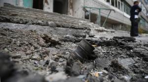 На Луганщине боевики обстреляли Станицу Луганскую, ранен работник милиции
