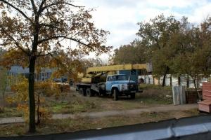 Николаевцы пригрозили Гранатурову бессрочным пикетом, если стройку по улице Кобера не остановят