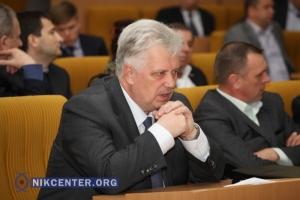 Главой Николаевского облсовета назначили ранее люстрированного экс-чиновника Лусту