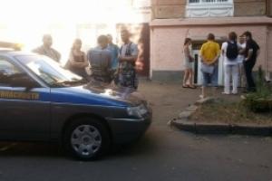 Сегодня в Одессе пикетировали фирму-обманщика