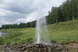Николаевская компания, незаконно используя подземные воды, нанесла государству миллионный ущерба