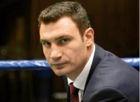 Кличко переехал в кабинет Черновецкого. «Духа предшественника» не боится