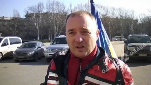Одесситы готовы перекрыть дорогу, чтобы не дать вывезти евромайдановца