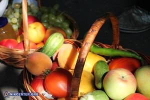 Николаевцы отмечают Преображение Господне, освящая в храмах плоды нового урожая (ФОТОРЕПОРТАЖ)