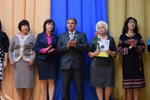 100 лучших педагогов Николаевской области получили награды ко Дню учителя