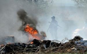 Террористы обстреляли из минометов Березовое и Новотроицкое – пресс-центр АТО