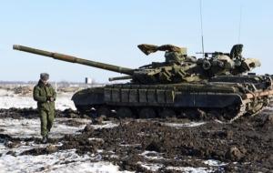 Россия поставила боевикам тяжелое вооружение в больших объемах - НАТО