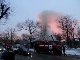 Пострадавшего в результате взрыва в Измаиле перевозят из Одессы в Киев