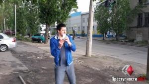 В Николаеве подсудимые силой отобрали у журналиста фотоаппарат