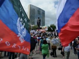 Российский дипломат предложил Украине «изгнать» неподконтрольные территории