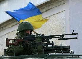 Украинские бойцы за день уничтожили свыше 20 террористов и 6 бронемашин