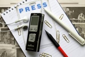 В Украине стартовал проект по поддержке крымских журналистов и блогеров