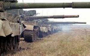 Со стороны террористов участилось применение запрещенных танков и минометов- штаб АТО