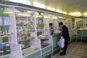 Доход украинских аптек вырос на 27%