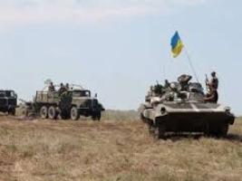 Несмотря на постоянную контратаку террористов, силы АТО укрепили оборону в Саур-Могиле