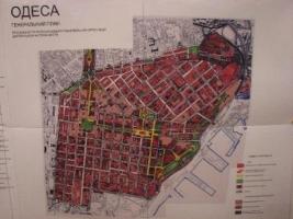 Одесский исполком одобрил проект Генплана города