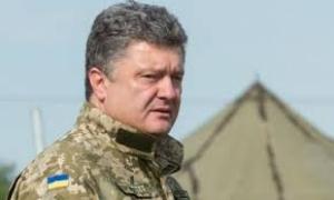 Петр Порошенко в экстренном режиме отправился в зону АТО