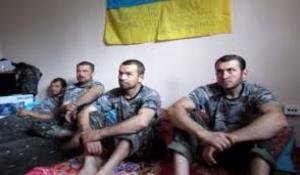 В Луганской области начали выпускать украинских пленных