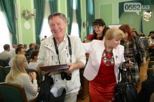 В Херсоне наградили волонтеров
