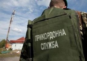 На территорию Украины пытался въехать российский военный с полным КАМАЗом боеприпасов