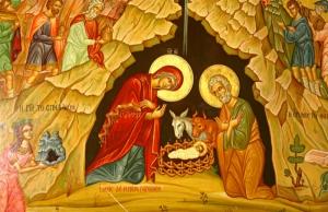 Сегодня православные христиане празднуют Рождество Христово