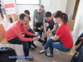 Николаевские журналисты-расследователи презентовали свой проект
