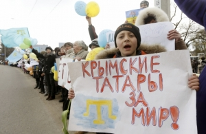 Около 2,5 тысяч крымских татар готовы переехать на Херсонщину