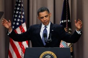 Президент США Барак Обама не рассматривает возможность начала в Сирии полномасштабной военной операции