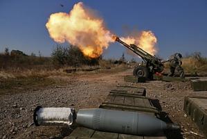 На Донбассе за сутки боевики совершили 23 обстрела позиций украинских бойцов