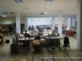 В Одесской области накрыли цех, где подделывали брендовую одежду