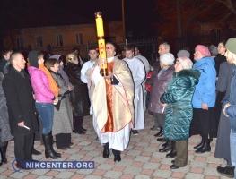 Херсонские католики празднуют Пасху (ФОТОРЕПОРТАЖ)