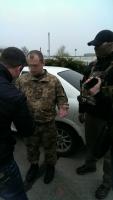 Военком из Одесской области попался на взятке за освобождение от призыва