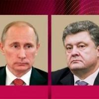 Владимир Путин вылетел на встречу с Петром Порошенко