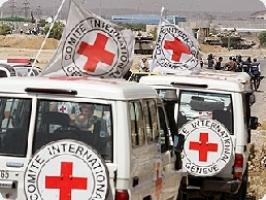 Украина и Россия согласились способствовать доставке гуманитарной помощи на Донбасс