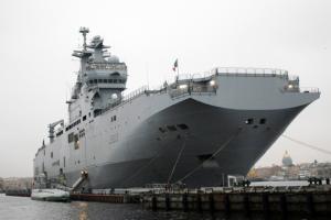 СМИ: Россия получит 1,2 млрд. евро за расторжение контракта по французским «Мистралям»