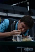 День Независимости одесситы отметили соревнованием в поедании вареников