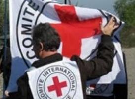 В Донецке террористы обстреляли офис Красного Креста, один человек погиб