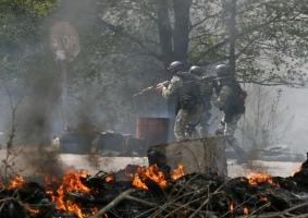 Боевики возобновили обстрел Крымского с утра - Москаль