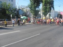 Благотворительный марафон