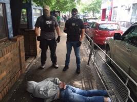 В Киеве СБУ задержала на взятке работника главного управления фискальной службы