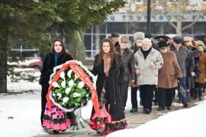 В Николаеве отметили 100-летие героя