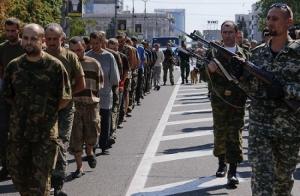 Боевики удерживают в плену 703 украинца