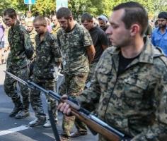 Сегодня из плена освобождены 18 украинских военных